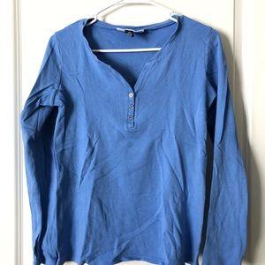 Karen Scott long sleeve shirt